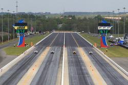 4 Wide Racing at z-Max Dragway