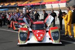 #12 Rebellion Racing Lola B 10/60 Coupe-Toyota