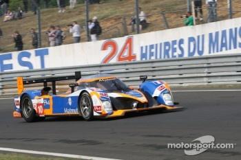 #10 Team Oreca Matmut Peugeot 908 HDI-FAP: Nicolas Lapierre, Loic Duval
