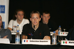 Indy breakfast: Sébastien Bourdais