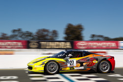 Ferrari of Houston, Ferrari 458 Challenge : Mark McKenzie