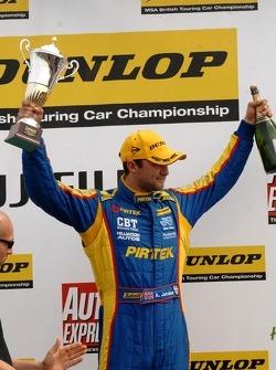 Third place: Andrew Jordan, Pirtek Racing
