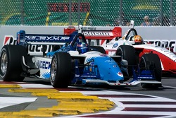 Paul Tracy and Oriol Servia