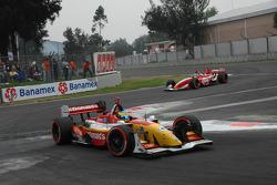 Sébastien Bourdais lidera a Justin Wilson