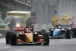 Pace laps: Sébastien Bourdais