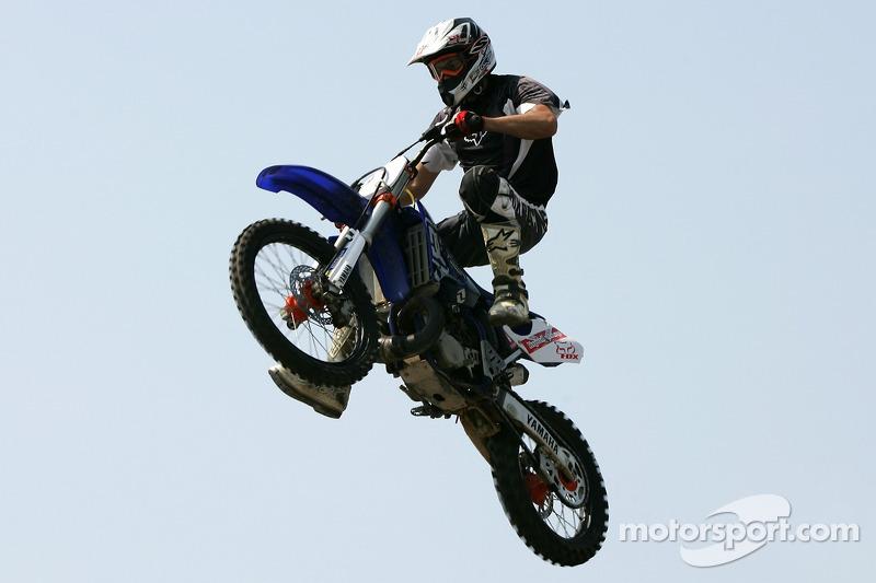 Motocross de freestyle