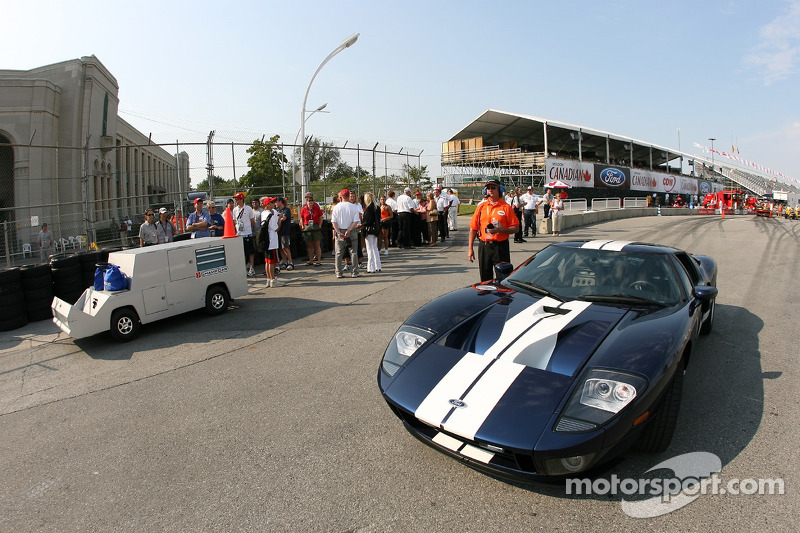 Une Ford GT