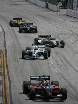 Pace lap: Dan Clarke