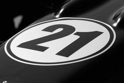 PKV Racing car detail