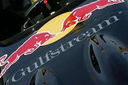 Detail of the PKV Racing car
