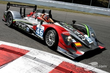 #46 TDS Racing Oreca 03-Nissan: Mathias Beche, Pierre Thiriet, Jody Firth