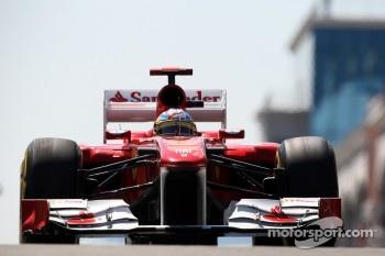 Finally podium finish For Fernando Alonso