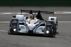 #91 Hope Racing Formula Le Mans Oreca-09: Luca Moro, Zhang Shanqi, Nicolas Marroc