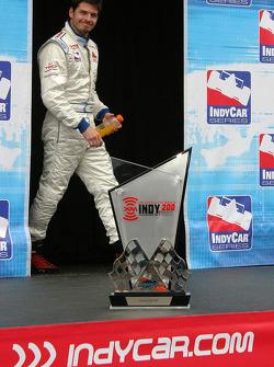 Drivers presentation: Patrick Carpentier