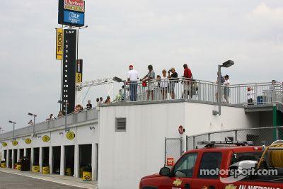 Daytona September testing