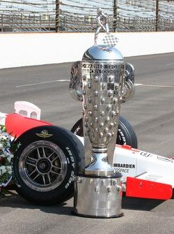 The Borg Warner Trophy