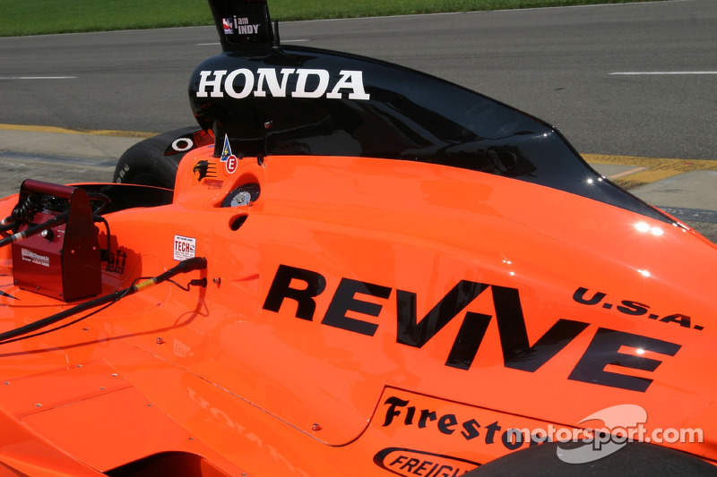 Un nouveau sponsor à Panther Racing