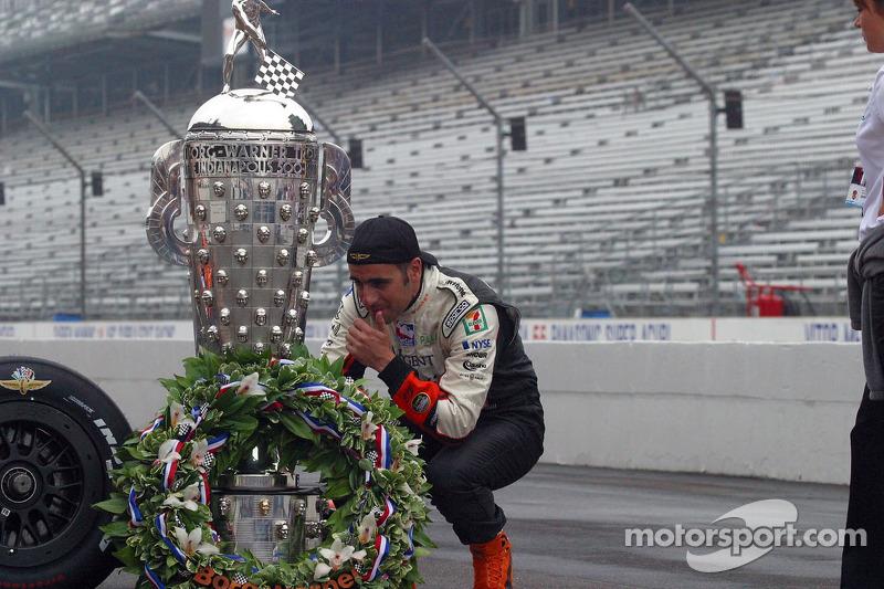 2007 - Dario Franchitti, Dallara/Honda