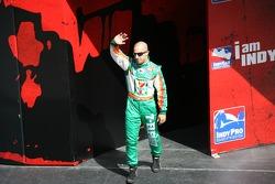 Drivers introduction: Tony Kanaan