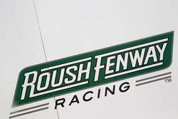 Roush Fenway Racing Ford transporter
