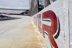 The track at Dover