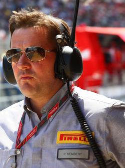 Paul Hembery of Pirelli