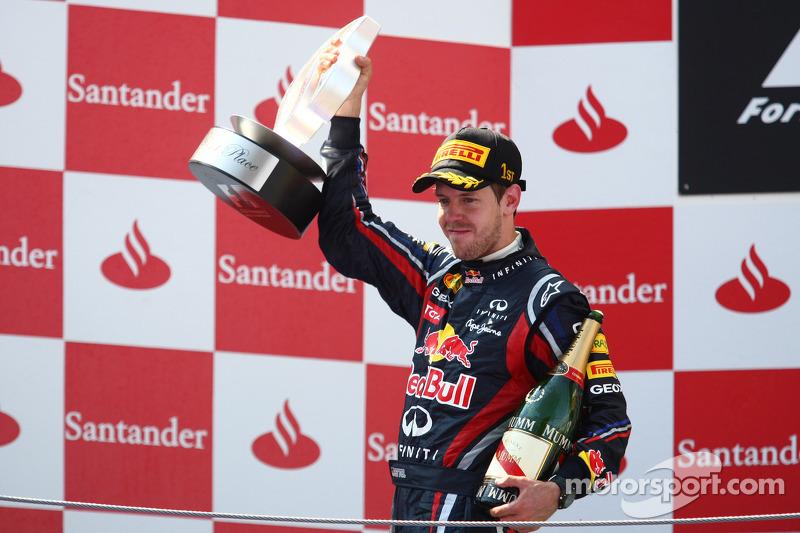 GP España 2011: Sebastian Vettel, Red Bull