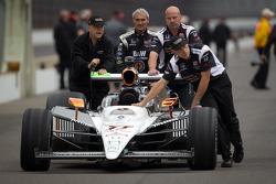 Car of Alex Tagliani, Sam Schmidt Motorsports