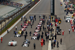 Starting grid activity