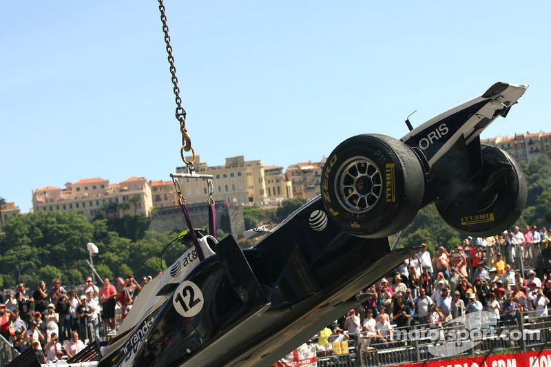 GP de Mónaco 2011 Carrera