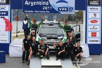 Rally Argentinië
