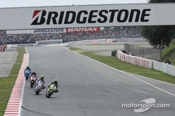 Loris Capirossi, Pramac Racing Team leads