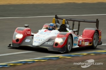 #40 Race Performance Oreca 03-Judd BMW: Michel Frey, Ralph Meichtry, Marc Rostan