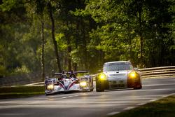 #36 RML Honda Performance Development ARX 01 D: Mike Newton, Thomas Erdos, Ben Collins, #76 Imsa Performance Matmut Porsche 911 RSR: Raymond Narac, Patrick Pilet, Nicolas Armindo