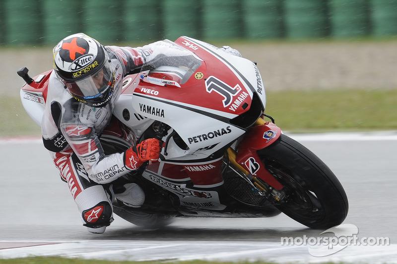 Jorge Lorenzo, Yamaha - Dutch TT 2011