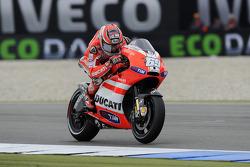 Nicky Hayden, Ducati Marlboro Team, Ducati Desmosedici GP11