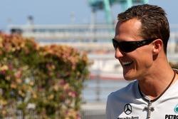 Michael Schumacher, Mercedes GP Petronas