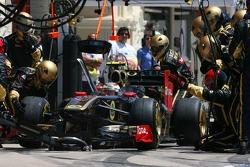Виталий Петров, Lotus Renalut F1 Team