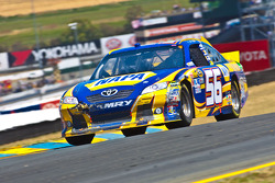 Martin Truex Jr.,Michael Waltrip Racing  NAPA Auto Parts Toyota