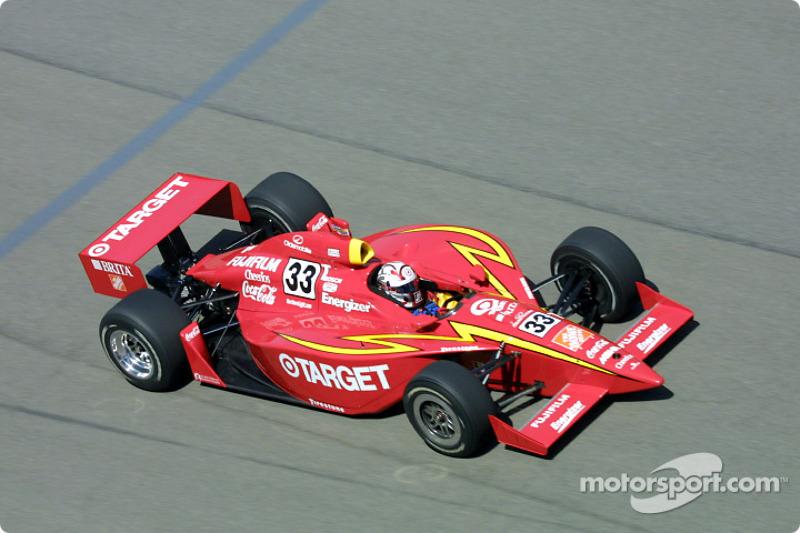 Tony Stewart fährt das Indy 500