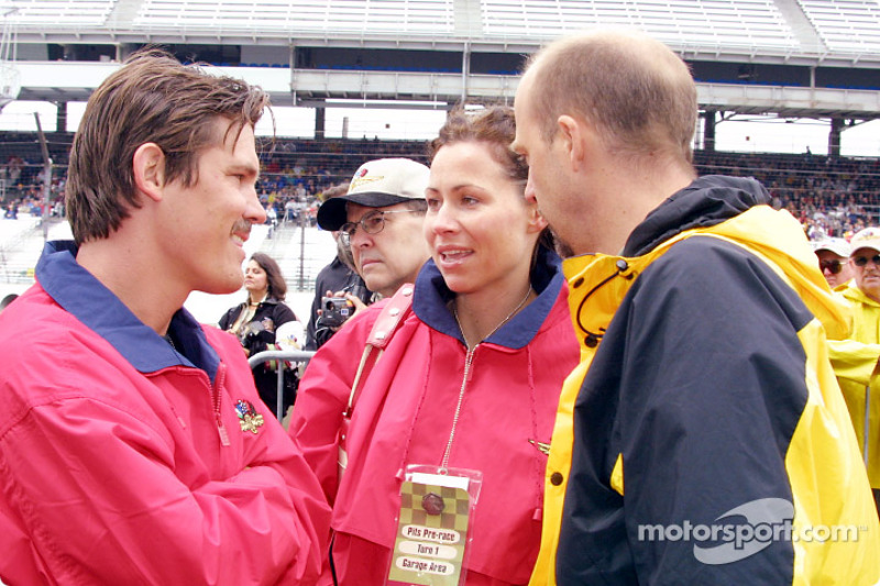 Josh Brolin, Minnie Driver and Anthony Edwards