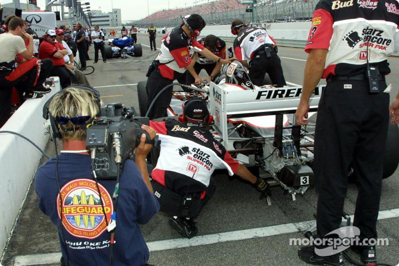 Galles Racing Starz SuperPak Crew