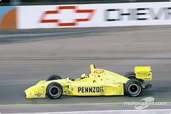 Sam Hornish Jr. completed 456 laps over three days at Phoenix International Raceway in the successful first track test of the new GM-designed Chevy Indy V8 racing engine