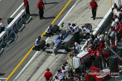 Pitstop competition: Buddy Lazier