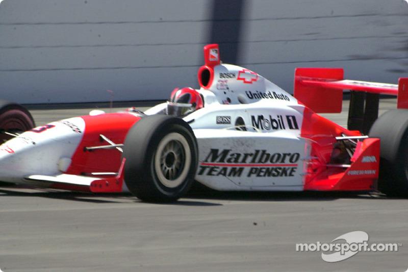 2002: в шаге от титула IndyCar