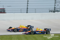 Robbie Buhl and Sarah Fisher