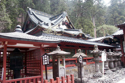 Temples and Shrines at Nikko