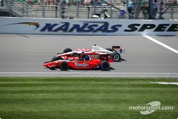 Greg Ray and Scott Dixon