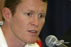 2003 Championship contenders press conference: Scott Dixon