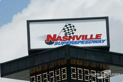 Nashville Superspeedway tower